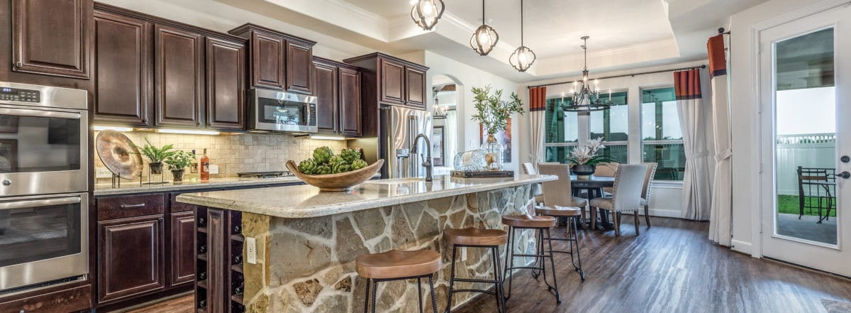 Villas at White Oak New Homes in Conroe TX