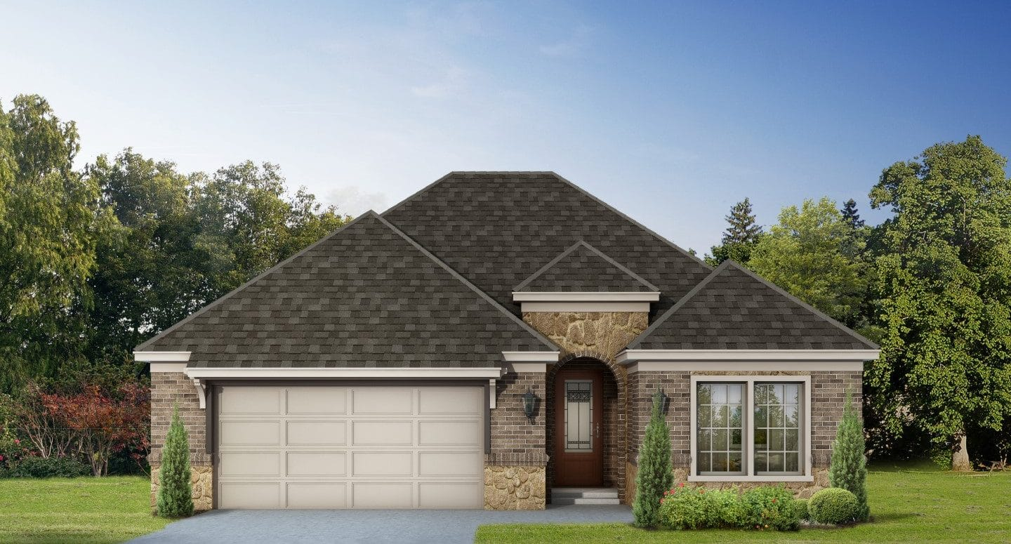 Villas at White Oak New Home Floor Plans