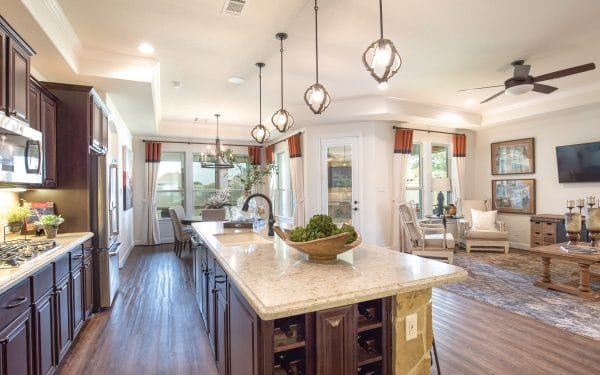 Villas at White Oak Ranch Kitchen