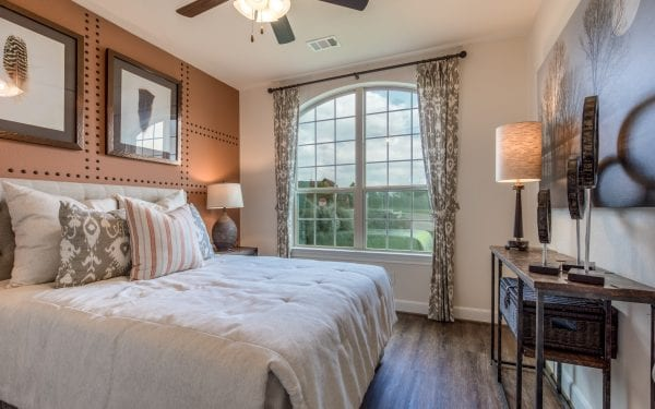 Active Adult Community Master Bedroom