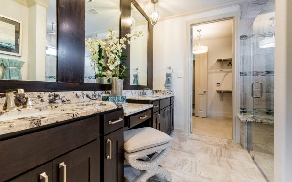 Villas at White Oak Double Vanity