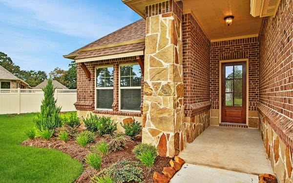 Villas at White Oak Landscaped Home