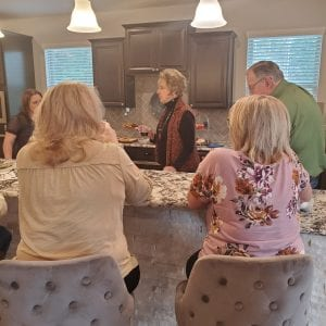 Wine club in new homes in conroe texas