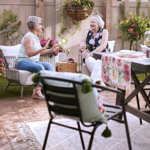 Outdoor Gatherings in New Homes