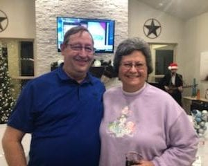 Christmas in new homes in conroe texas