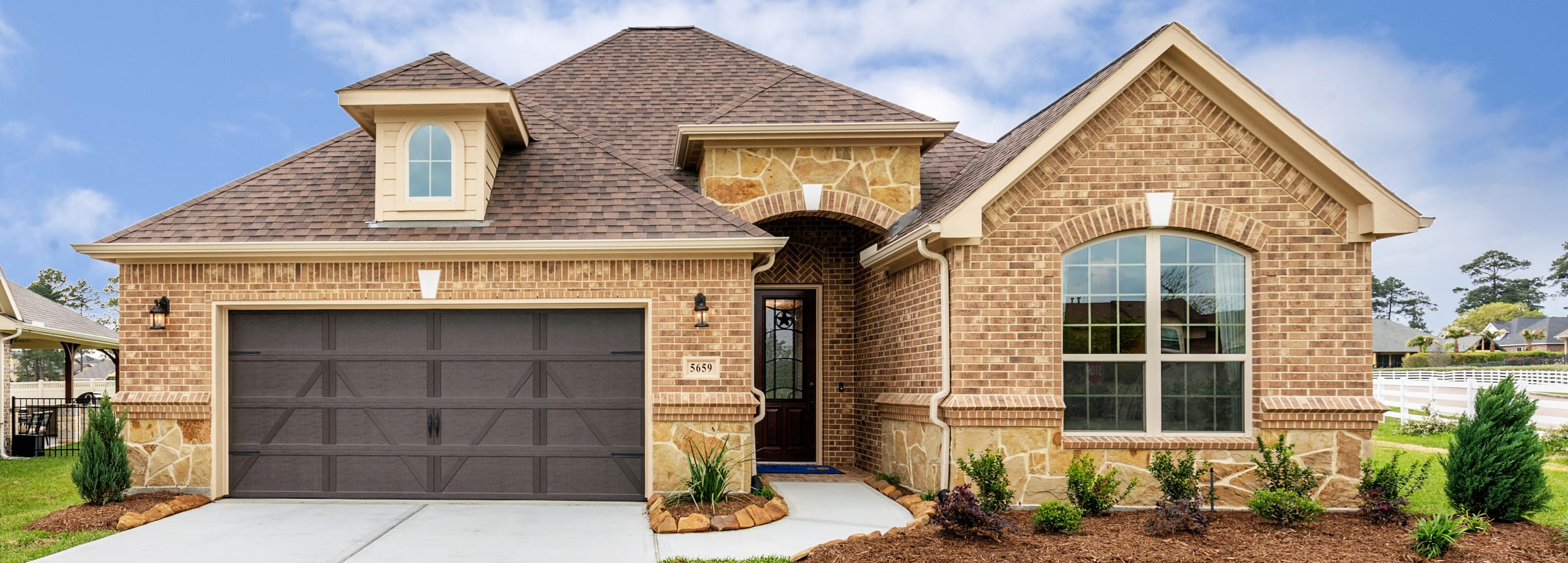 Villas at White Oak Homes