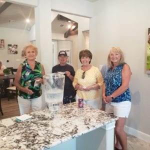 Residents of new homes in conroe texas