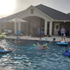 Villas at White Oak Community Pool